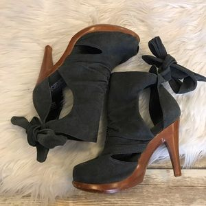 Jeffrey Campbell Woodies Heels